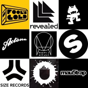Edm ghost producer labels